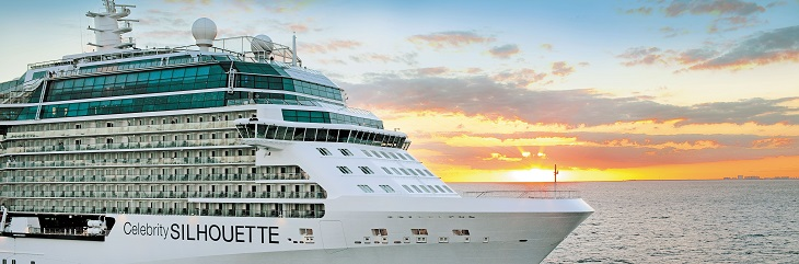 Celebrity Silhouette returns to Southampton
