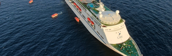 Cruise & Maritime Voyages' Columbus set to dock in UK on April 14