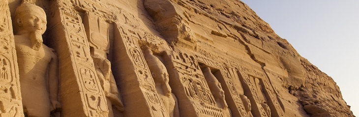 Help clients to discover the 'Treasures of Egypt'