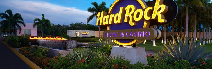 Win a five-night stay at Hard Rock Hotel & Casino Punta Cana