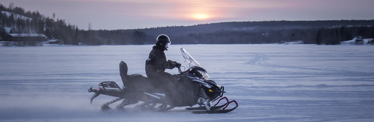 Hurtigruten introduces battery powered snowmobiles