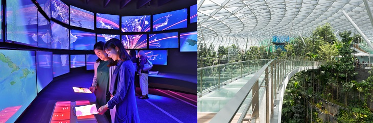Jewel Changi Airport's Canopy Park attractions now open to public