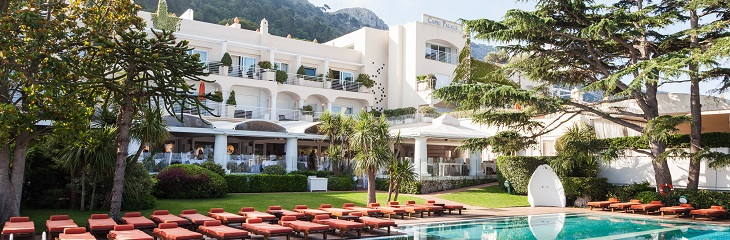 Jumeirah Group adds Capri Palace to its international portfolio