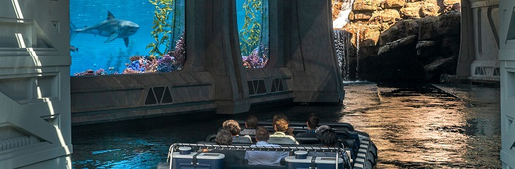 Jurassic World — The Ride opens at Universal Studios Hollywood