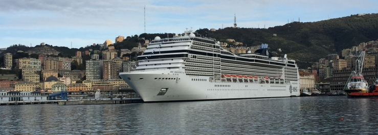 MSC Cruises' MSC Magnifica sets sail