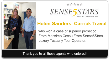 Sense5Stars Competition Winner