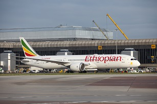 Manchester to Ethiopian route kicks off