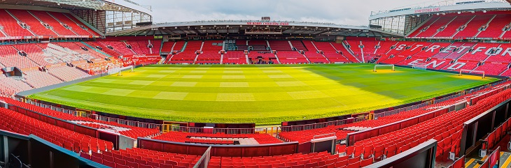 Win tickets to a Manchester United match with Belleair Holidays