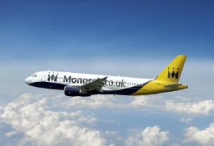 Monarch adds 430,000 seats for winter 2017/18