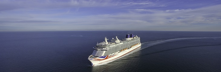 Matt Tebbutt and Paul A Young to guest chef on P&O Cruises' Britannia