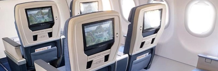Philippine Airlines A321 SR Business Class