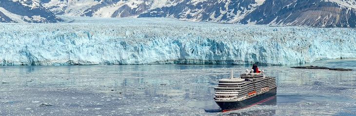 Cunard announces winter 2020 and Alaska 2021 voyages