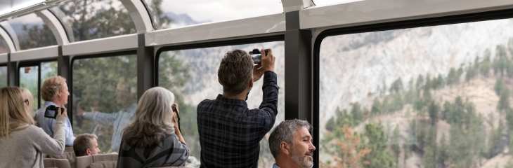 Rocky Mountaineer brings luxury train journeys to Colorado in 2021
