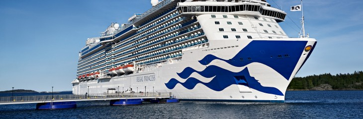 Princess Cruises reshuffles vessel deployment for summer 2021