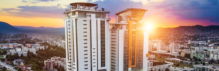 Rotana opens new hotel in Bosnia and Herzegovina