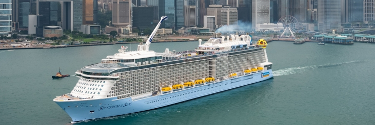 Royal Caribbean to deploy two ships for humanitarian efforts