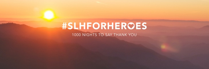 SLH launches #SLHFORHEROES global campaign