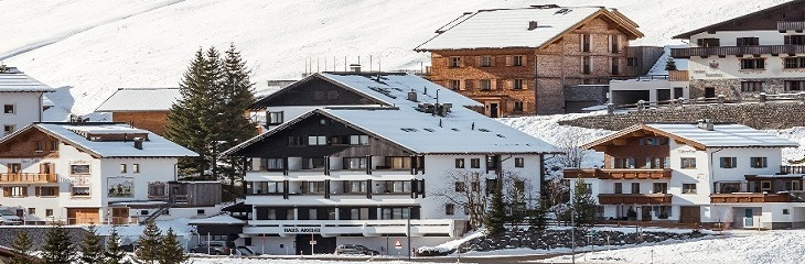 Severin's The Alpine Retreat, Lech shares winter plans