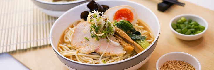 Singapore Airlines to feature Ramen Keisuke's signature Japanese ramen