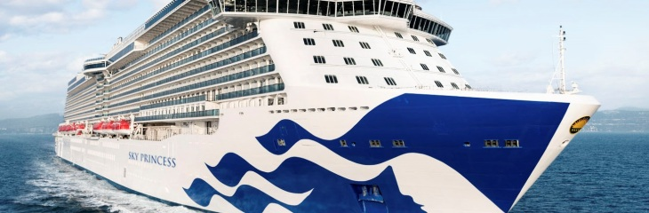 Princess Cruises announces longest season sailing from the UK on Sky Princess