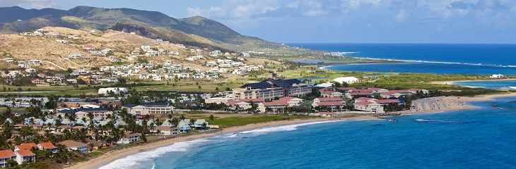Win £30 plus bonuses with all St. Kitts bookings