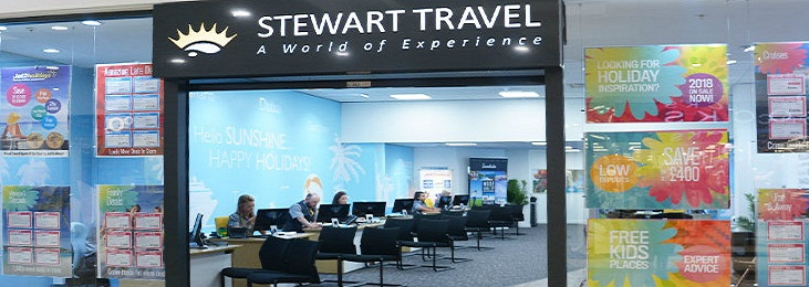 Stewart Travel to reopen all retail stores in the UK