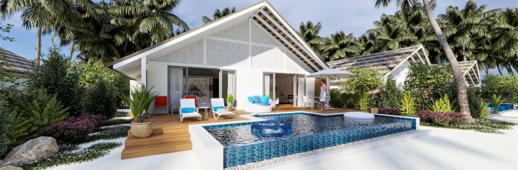 Cora Cora Maldives sets October opening date