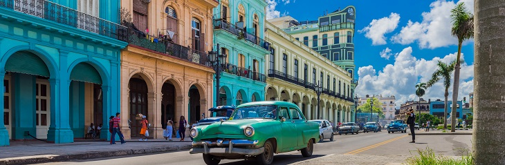 Travel 2 Latin America and Carribean brochure 201920