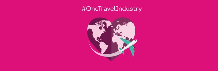 Travel media unites for #onetravelindustry