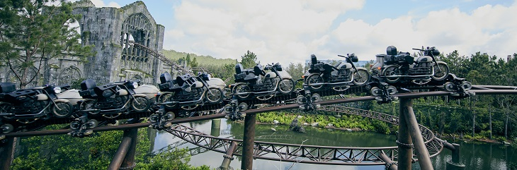 Universal Orlando reveals details about Hagrid-themed 'story coaster'