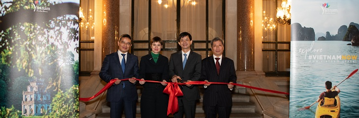 Vietnam opens its first overseas tourism office in the UK