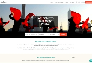 Wendy Wu launches new agent website