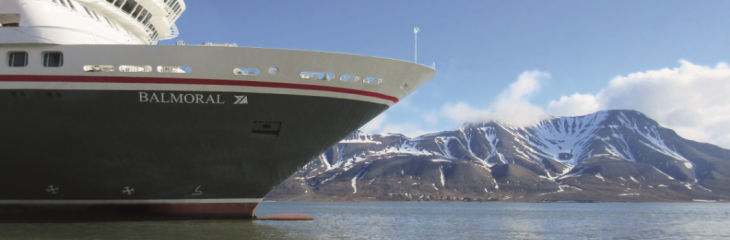 Fred. Olsen Cruise Lines launches scenic Canada and Spitsbergen sailings