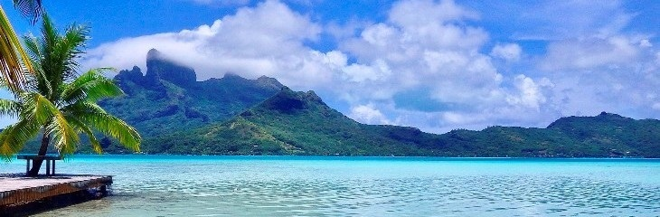 Reconnect with the world and nature on Tahiti's Islands