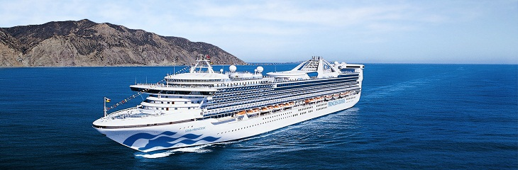 Princess Cruises advances transfer of two ships to P&O Cruises Australia