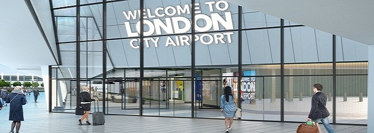 London City Airport resumes flights to destinations on travel corridors' list