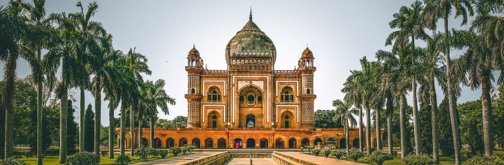 Fam trip to India's Golden Triangle