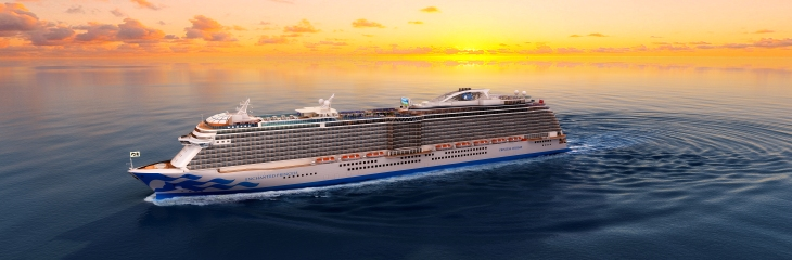 Majestic Princess sailings to debut from Los Angeles
