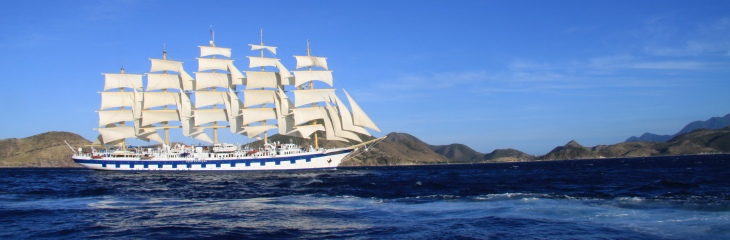 Win a seven-night sailing from Barbados with Star Clippers