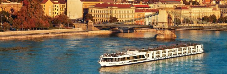 Scenic unveils a preview of its European river cruise collection