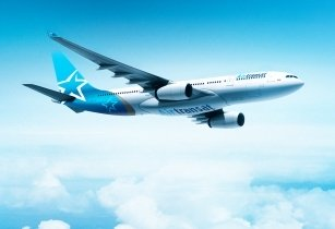 Air Transat unveils new livery as it celebrates 30th anniversary