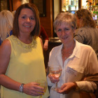 Julie Birch and Sharon Clayson, both PTA at Mid-Counties Co operative travel