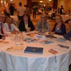 Jayne Scott (Cyplon), Mark Richardson (Constantinou Bros), Helen Walker and Mandie Brown (Grosvenor Travel), with Kathryn Robinson, Abby Collins and Ryan Amos all Flight Centre