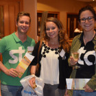 STA Travel include Ben Walton, Joanne Harrison and Lauren Gathercole