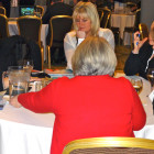 Lisa Balsom, Lux Resorts presents to agents