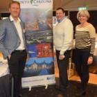 Neil Jones ( Louisiana ), Duncan McCubbin ( North Carolina ), Julie Greenhill ( Massachusetts ), all from TTM World