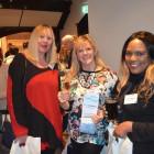 Susan Watt ( Cartwright Travel ), Karen Williams and Theresa Chindoo-Roy ( both Travel Counsellors )