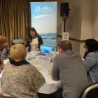 Maria Costa Lobo talking Alaska!
