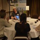 Massachusetts's Julie Greenhill teaching agent guests