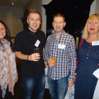 Nina Farrimond South African Tourism UK, networking with The Travel House